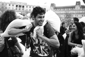 International Pillow Fight London L1020181