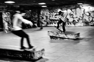Southbank Skateboarding London L1024589
