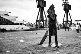 Pyramid Head, MCM Comic Con London L1032241
