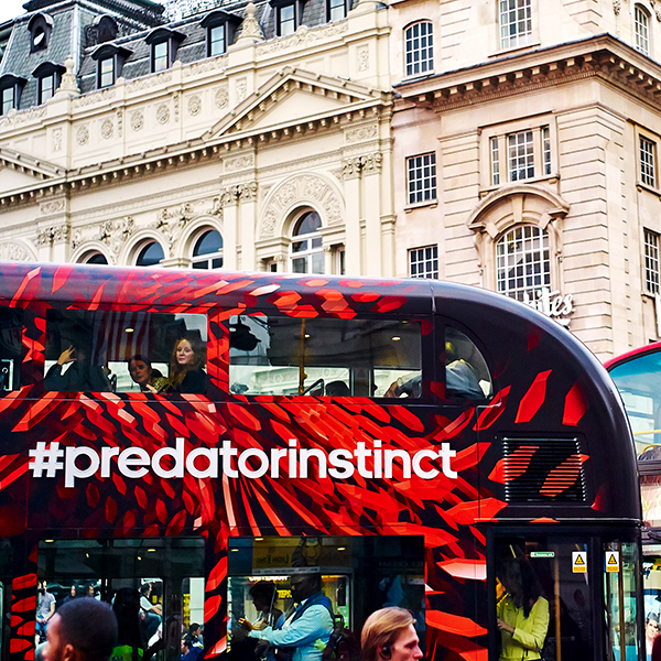 20140927 London L1024473 Piccadilly Circus Predator Instinct resized